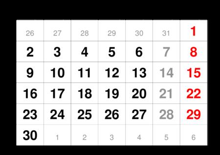 monatskalender-November-2020