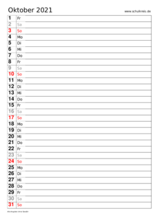 terminkalender-Oktober-2021